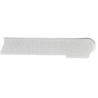 ANTI HERO LONG STICKER X 1 WHITE OUTLINE