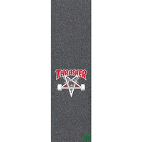 "MOB SKATEBOARD GRIP TAPE SHEET - 9"" x 33"" - THRASHER SKATE GOAT - PERFORATED"
