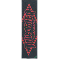 "MOB SKATEBOARD GRIP TAPE SHEET - 9"" x 33"" - THRASHER GRAPHIC - PERFORATED"