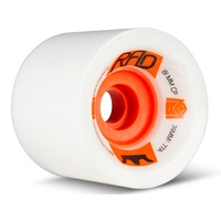RAD INFLUENCE BALLESTEROS 74MM 77A LONGBOARD SKATEBOARD WHEELS