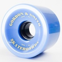 G & S WHEELS 70MM 78A TRADITIONAL BLUE