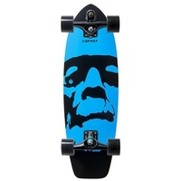 CARVER SKATEBOARD COMPLETE - DA MONSTA WITH C7 TRUCKS BLACK