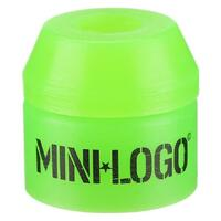 MINI LOGO SKATEBOARD BUSHINGS - SOFT/GREEN 84A