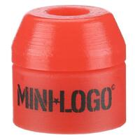 MINI LOGO SKATEBOARD BUSHINGS - LARGE/RED 100A