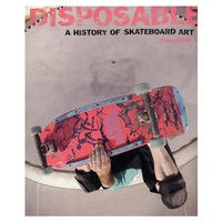 THE DISPOSABLE SKATE BIBLE - SEAN CLIVER