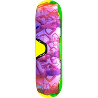 DEATHWISH SKATEBOARD DECK 8.25 KIRBY RAZOR SHARP