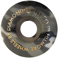 DIAMOND SUPPLY CO SKATEBOARD WHEELS - FILLMORE CAMO - 52MM