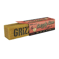 GRIZZLY SKATEBOARD GRIP TAPE CLEANER - GUM NATURAL