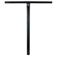 AFFINITY SCOOTER BARS - 660MM - STANDARD - BLACK