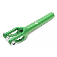 APEX SCOOTER FORKS - QUANTUM - GREEN - STANDARD LENGTH
