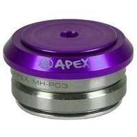 APEX INTEGRATED SCOOTER HEADSET - PURPLE