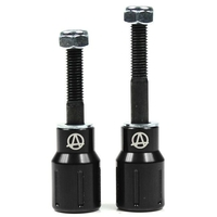 APEX SCOOTER PEGS - BARNAYNAY - BLACK