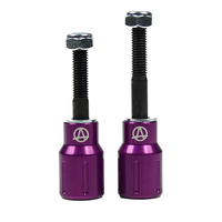 APEX SCOOTER PEGS - BARNAYNAY - PURPLE