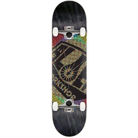 "ALIEN WORKSHOP COMPLETE SKATEBOARD 8.25"" - HALF TONE BLACK"