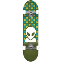 "ALIEN WORKSHOP COMPLETE SKATEBOARD 8.12"" - MATRIX"