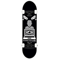 "ALIEN WORKSHOP COMPLETE SKATEBOARD 8.25"" - SPY"