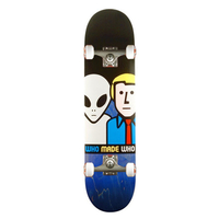 "ALIEN WORKSHOP COMPLETE SKATEBOARD 8"" - WHO MADE WHO"