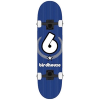 BIRDHOUSE - LEVEL 2 B CREST COMPLETE SKATEBOARD - 7.75