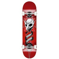 BIRDHOUSE - LEVEL 1 HAWK TONY HAWK CREST COMPLETE SKATEBOARD - 7.5