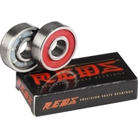 BONES REDS SKATEBOARD BEARINGS 2 PACK - GENUINE