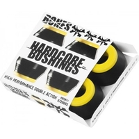 BONES SKATEBOARD BUSHINGS - MEDIUM BLACK