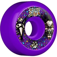 BONES SKATEBOARD WHEELS - STAAB SCIENTIST SPF - 58MM
