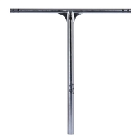 ENVY SCOOTER BARS - 650MM HIGH - SOUL - POLISHED
