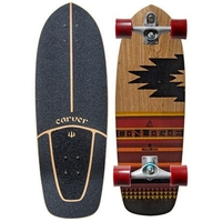 CARVER SKATEBOARD COMPLETE - COURTNEY CONLOGUE - C7 TRUCKS SILVER