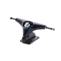 "CARVER SKATEBOARD TRUCKS - CX 6.5"" SURF TRUCKS BLACK"