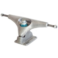 "CARVER SKATEBOARD TRUCKS - CX 6.5"" SURF TRUCKS SILVER"