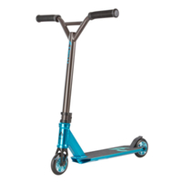 CHILLI PRO 3000 SHREDDER COMPLETE SCOOTER - BLUE TITANIUM