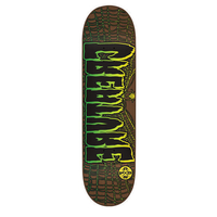CREATURE SKATEBOARD DECK - ASS BACKWARDS DM - 8.375
