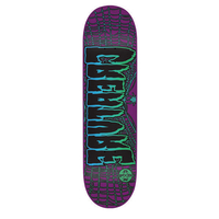 CREATURE SKATEBOARD DECK - ASS BACKWARDS MS - 8.2