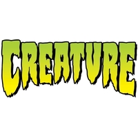CREATURE LOGO STICKER X 1