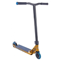 "CRISP COMPLETE SCOOTER - MY16 ULTIMA 4.8"" - GOLD BLACK"