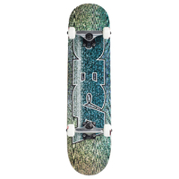"DECA COMPLETE SKATEBOARD STATIC 7.5"" WIDE"