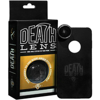 DEATH LENS - IPHONE 4/4S WIDE ANGLE LENS