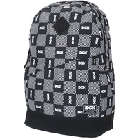 DGK ANGLE DELUXE BACKPACK - CHECKERS