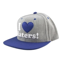 DGK HAT CAP - HEATHER BLUE - SNAPBACK ADJUSTABLE