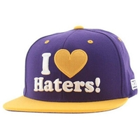 DGK HAT CAP - HATERS LA LAKERS - SNAPBACK ADJUSTABLE