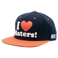 DGK HAT CAP - NAVY ORANGE - SNAPBACK ADJUSTABLE