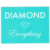 DIAMOND SUPPLY CO STICKER - DIAMOND EVERYTHING