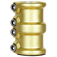DISTRICT HT SERIES SCS COMPRESSION - OVERSIZED AND STANDARD - AARUM (GOLD)
