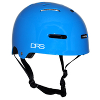 DRS SKATE SCOOTER BMX HELMET - BLUE - L/XL - APPROVED ADJUSTABLE