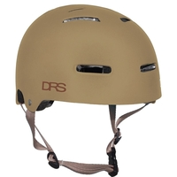 DRS SKATE SCOOTER BMX HELMET - KHAKI - L/XL - APPROVED ADJUSTABLE