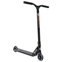 DISTRICT C-SERIES COMPLETE SCOOTER - C152 - BLACK/ORANGE