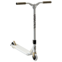 DISTRICT C-SERIES COMPLETE SCOOTER - C050 - WHITE / GOLD