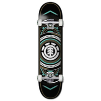 ELEMENT COMPLETE SKATEBOARD - HATCHED 8.0""