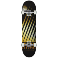 "ELEMENT COMPLETE SKATEBOARD 8.25"" WIDE - NYJAH GOLD"