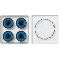 ELEMENT BLACK SKATEBOARD BEARINGS - ABEC 3